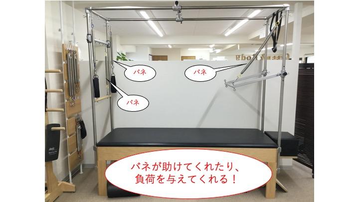 岡山でピラティスを!専用ピラティスマシン『タワー(キャデラック)』を使って身体の変化を感じよう!